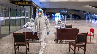 Covid-19: China sem registar mortos pelo décimo dia consecutivo