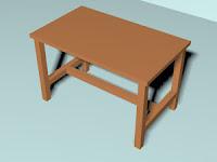 11 Cara Membuat Meja 3D dengan 3Ds Max