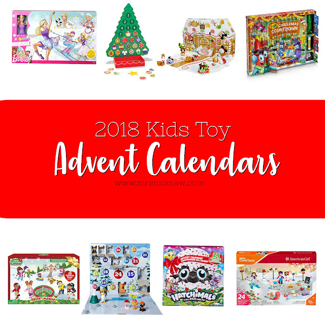advent calendars, advent calendars for kids, kids advent calendars, toy advent calendars