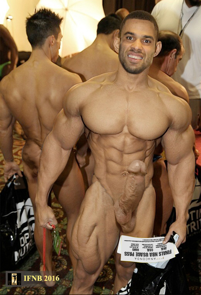 Cock Muscles 16