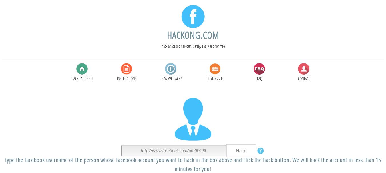 Facebook Account Hacking The Best 10 Methods Best Kali Linux Tutorials