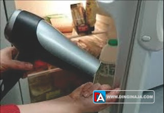 Cara Mengatasi Masalah Karet Pintu Kulkas tidak lunak