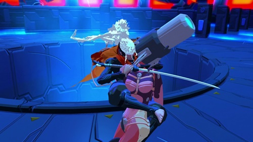 Furi - PC (Download Completo em Torrent)