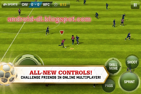 fifa 13 football games free download for android