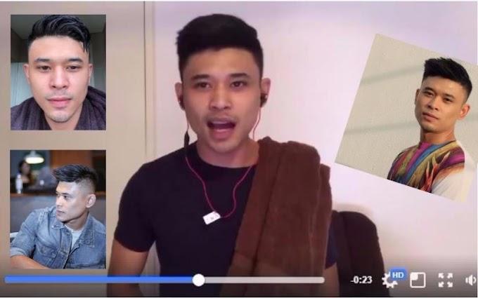Viral lagu Tak Tun Tuang | Penyanyi asal