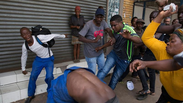Nigerians in South Africa 'living in fear' after alleged Xenophobic attacks
