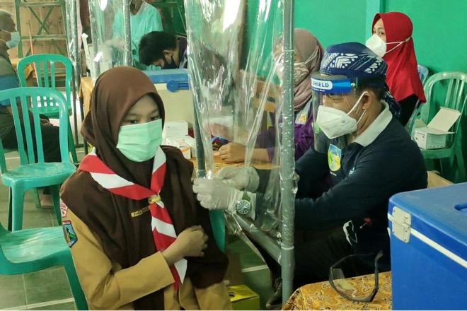 Daftar Segera! Vaksinasi Tahap Pertama dari Kwarcab Pramuka Bone