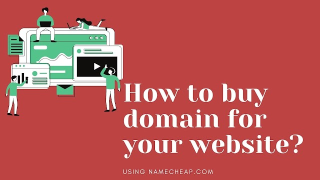 How to Buy a domain name for your website?