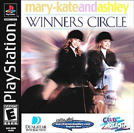 Mary-Kate and Ashley Winners Circle - PS1 - ISOs Download
