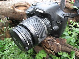 Kamera Canon EOS 500D Bekas Mulus Plus Tas Original Canon