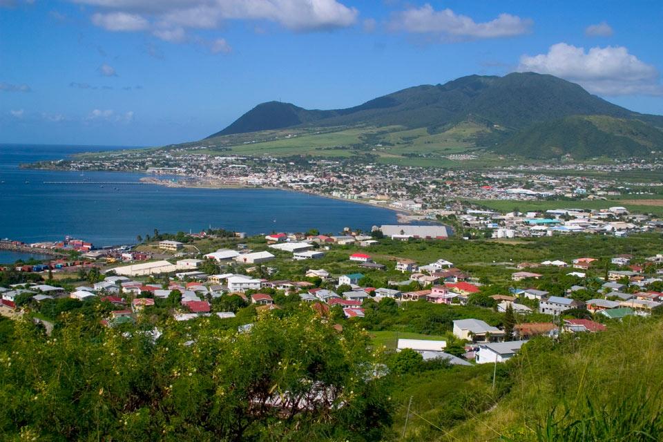Basseterre - São Cristóvão e Nevis