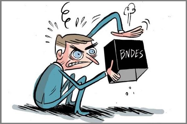 Após gastar 48 Milhões com investigação, Bolsonaro diz que não houve corrupção no BNDES