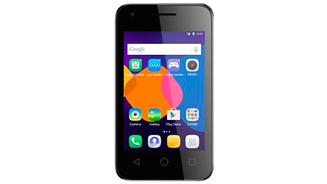 firmware - rom stock Alcatel OT Pixi (3) 4009F