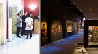 «Ρίχναμε λάδι γιατί η Αγία Γραφή λέει πως είναι θαυματουργό» λένε οι γυναίκες που βανδάλιζαν μουσεία