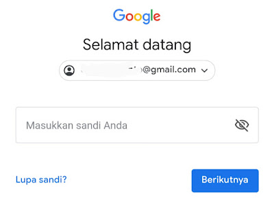 lupa password gmail tanpa no hp
