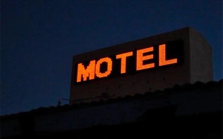 Moteles cerrados por la cuarentena llaman a sus clientes a ser fieles y quedarse en casa