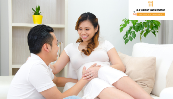 losing weight while pregnaant- Get support from loved ones.