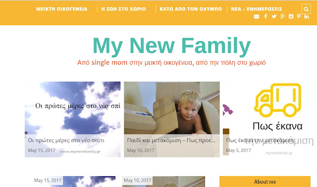 My new family - Bloggers Featured