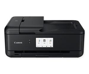 Impressoras a jato de tinta sem fio Canon PIXMA TS9520 Drivers de software da série PIXMA TS9520 (Windows, Mac OS - Linux) Cópia de digitalização de impressão All-in-One Canon PIXMA TS9520 Copie com o desempenho do tipo de impressora compacta e multifuncional da série TS para ajudar e a pilha completa do Office ou tarefas de