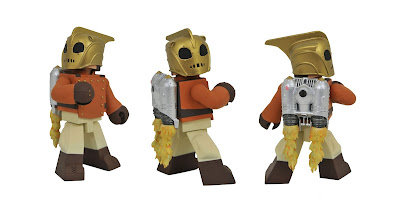 The Rocketeer Vinimates Vinyl Figure by Diamond Select Toys