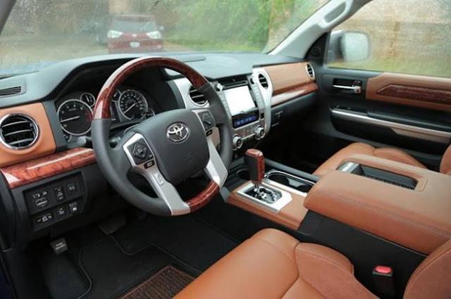 2017 Toyota Tundra Cummins