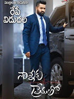 N.T.R Junior, Rakul Preet Singh 2016 Movie Nannaku Prematho highest grossing at box office wikipedia