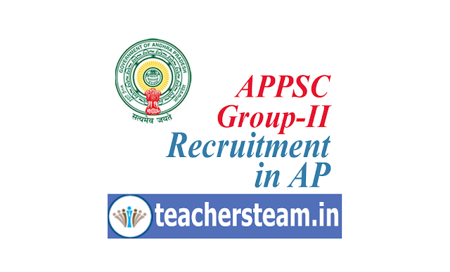 APPSC Group II Notification, Important Dates, Online Apply