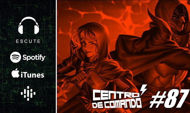Centro de Comando #87 | Astronema a Herdeira da Escuridão