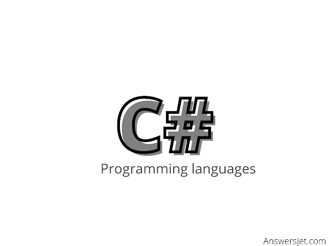 C# Programming Language: history, features, Applications, Why learn?