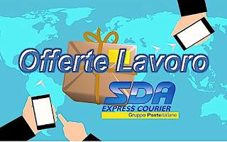SDA Express Courier Poste Italiane - www.adessolavoro.com