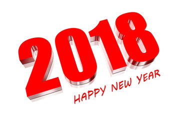 New Year 2018 Greetings Pictures