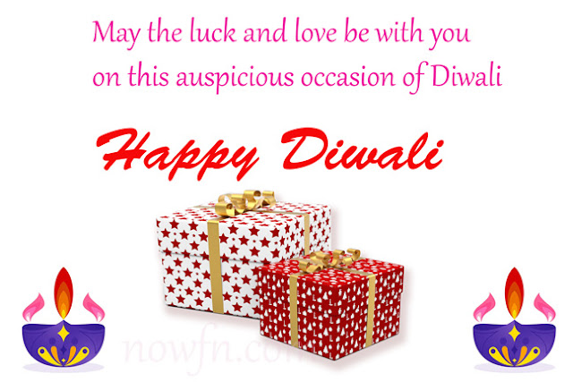 happy diwali gift photo
