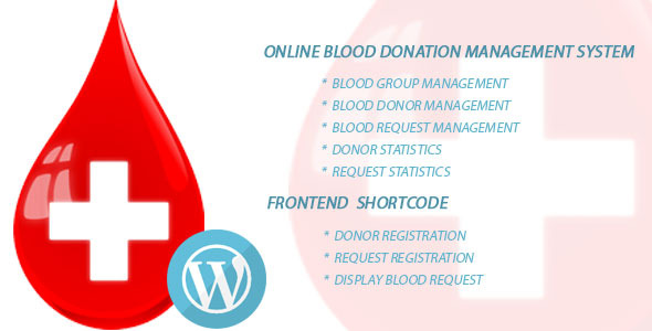 Blood Bank Donor Management System