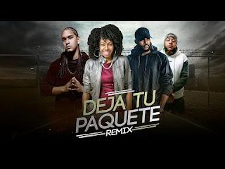 LETRA Deje Su Paquete Remix Creyente.7 B-on Apostoles del Rap Randy Sb