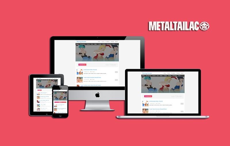 Nextbite X redesign Pro Responsive Blogger Template - Responsive Blogger Template