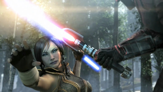 Star Wars: The Old Republic Gaming Games Game