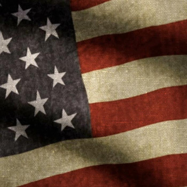 U.S.A. Flag Wallpaper Engine
