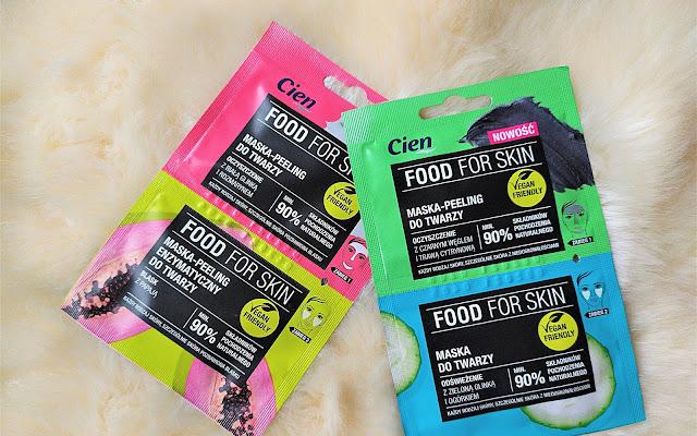 FOOD FOR SKIN - CIEN - Czytaj więcej