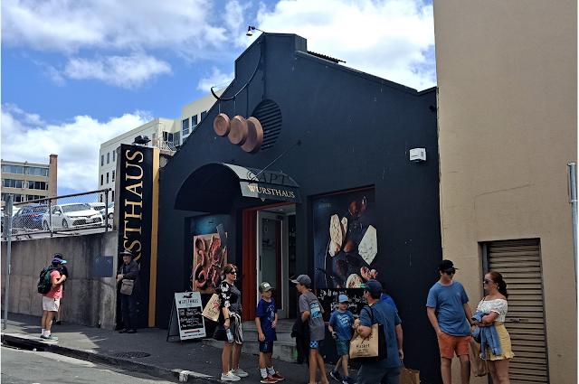 BIG Pans | Wursthaus Kitchen, Hobart
