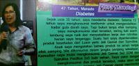 pengobatan diabetes tanpa efek samping