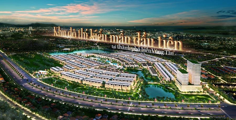 La Vida Residences khu đô thị kiểu mẫu đầu tiên tại Thành Phố Biển