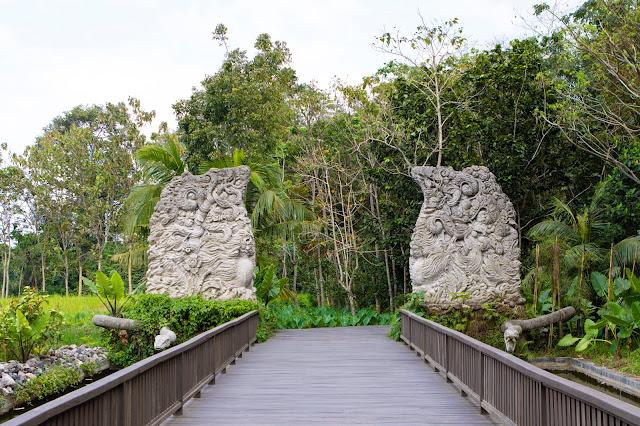 Monkey forest-Ubud-Bali