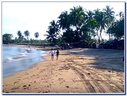 Pantai Florida Banten