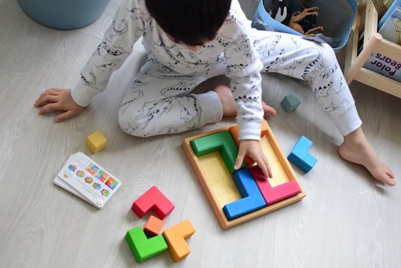 Grimm's Puzzle Square