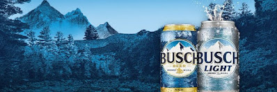 Busch Beer - most classic taste of refreshment