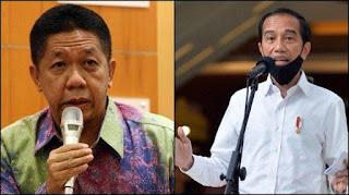 ILC Semalam, Effendi Ghazali Skak Mat Anak Buah Jokowi, Gibran Ikut Kena Sindir Karena HRS