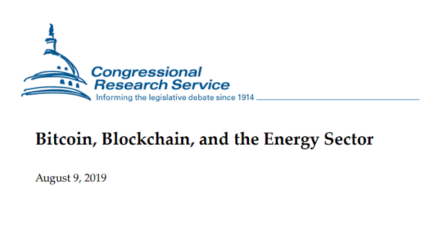 New CRS Report Outlines Future of Blockchain in Energy Sector