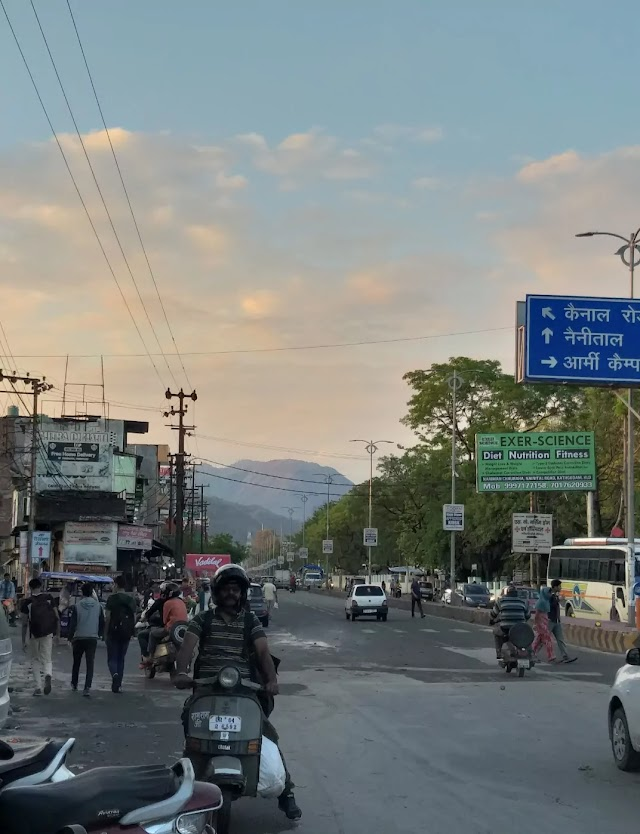 Haldwani- a city not much discovered