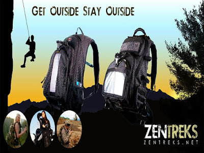 Smart Backpacks, Suitcases and Bags - Zentreks (15) 14
