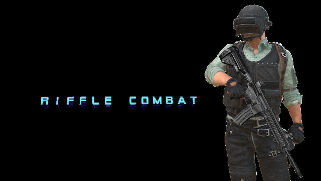 Free Iclone Motion - Assault Riffle Combo
